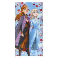 Frozen 2, Håndkle - Anna og Elsa