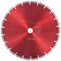 vidaXL Diamantkutteskive med turbostål 300 mm