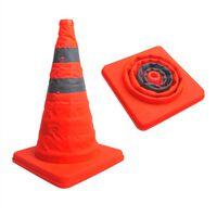 ProPlus Sammenleggbar trafikkjegle 540320