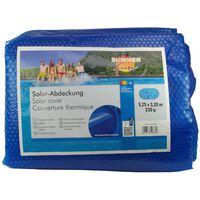 Summer Fun Sommertrekk for basseng ovalt 525x320 cm PE blå