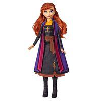 Frozen 2 / Frost 2, Dukke med lyse klær - Anna