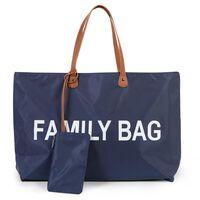 CHILDHOME Bleieveske Family Bag marineblå