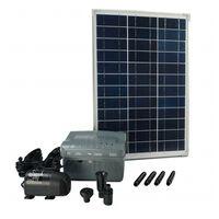 Ubbink SolarMax 1000 sett med solpanel, pumpe og batteri 1351182