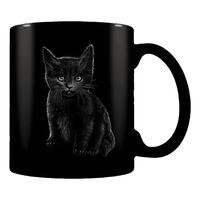 Varmeskiftende Krus - Bat Cat