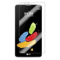 2x LG Stylo glass skjermbeskytter - Herdet glass