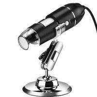 Digital USB-mikroskop - 50 til 1600 forstørrelseszoom