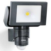 Steinel Utendørs sensor flombelysning LS 150 LED svart 052546