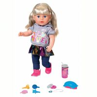 Soft Touch Sister Blond 43cm