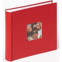 Walther Design Fotoalbum Fun Memo 10x15 cm rød 200 bilder