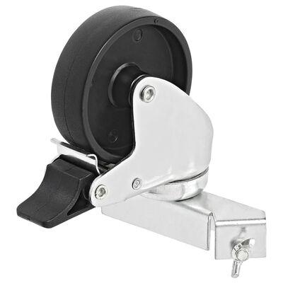 ProPlus Hjul for transportkasse 4 stk