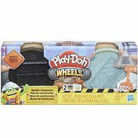 Play-Doh Wheels, Bulidin compound - Pavement & Cement