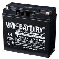 VMF AGM Batteri Standby og Syklisk 12 V 20 Ah SLA20-12