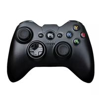 Trådløs spillkontroller universal svart