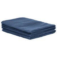 vidaXL Teltteppe 250x300 cm blå