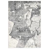 vidaXL Teppe grå 140x200 cm PP