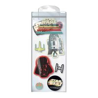 Star Wars, 8x Viskelær