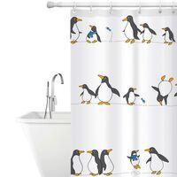 Tatkraft, Penguins - Dusjforheng