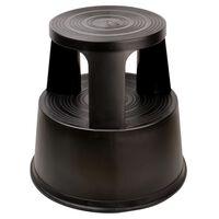 DESQ Trinnkrakk 42,6 cm svart