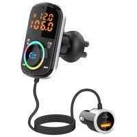 FM-sender USB MP3 Bluetooth PD / QC for bilen