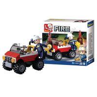 Sluban, Byggesett - Fire Jeep