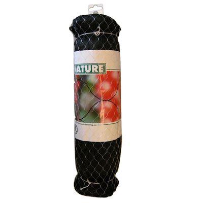 Nature Fuglenett Primo 10x4 m svart 6030406