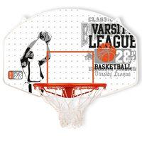 New Port Basketballbrett med kurv fiberglass 16NY-WGO-Uni