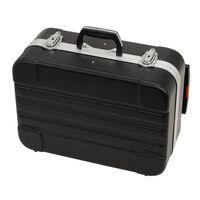 KS Tools Verktøykoffert med hardt skall 31x16x43,5 cm ABS svart