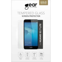 GEAR Herdet Glass 2.5D Huawei Honor 5C/7 Lite