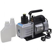 vidaXL Vakuumpumpe 2-trinns 50 L/min