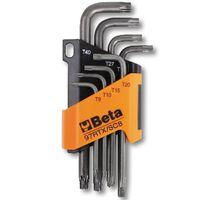 Beta Tools Torxnøkkel i 8 deler 97RTX/SC8 stål 000970263