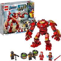 LEGO Marvel, Iron Man - Hulkbuster mot A.I.M-agent