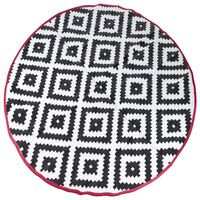 """Bo-Camp Outdoor Rug """"Chill mat"""" 200 cm Round"""