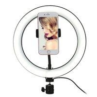 Selfie-lampe / Ring light (26 cm)