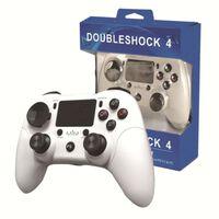 Trådløs 6-akset kontroller for PS4 - Hvit
