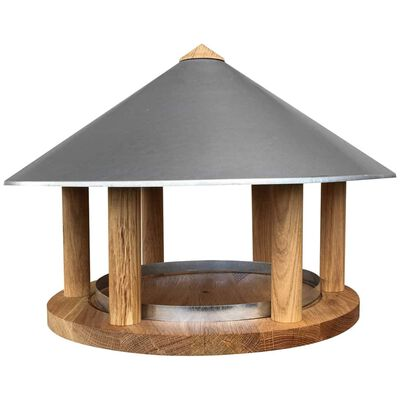 Esschert Design Fuglemater trekantet sinktak FB431