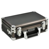 DESQ Universal beskyttelseskoffert ABS liten svart