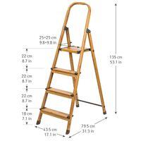 Tatkraft, Upgrade 4 - Trappstige 135 cm