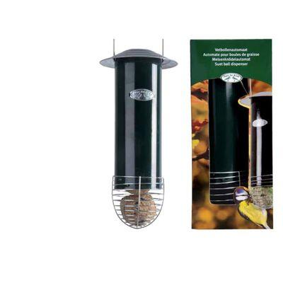 Esschert Design Fuglematdispenser grønn