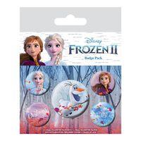 Frozen 2, 5x Pins