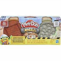 Play-Doh Wheels, Bulidin compound - Brick & Stone