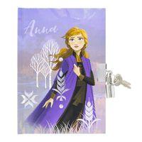 Frozen 2, Hemmelig Dagbok - Anna
